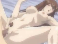Anime, Anime, Drilled, Hentai, Whore, Moaning