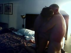Interracial Fun in Motel Hot Affair with Two Married Adults! tube porn video