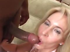 Black milf first time anal