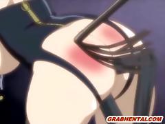 Anime, Anime, Ass, Dildo, Hentai, Pussy