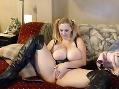 Big boobs on web 2