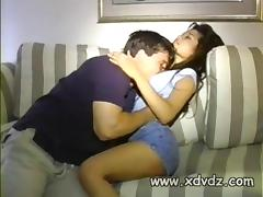 Twenty Four Years Old Hungarian Stud Gives Excited Asian Girl Charmane Star A Good Pounding