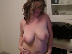 wife dances for hubby and friend tube porn video