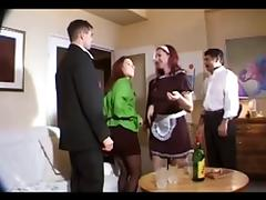 French cum together