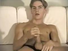 White boy masturbating tube porn video