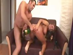 Champagne Fanny Wash! porn tube video