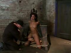 Kinky Torture and Bondage Action for Toying Feat Skin Diamond tube porn video