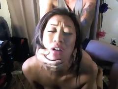 Amateur Doggy Asian tube porn video