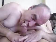 two daddies on webcam tube porn video