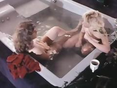 Naughty bathtub fuck with 80s porn star Eric Edwards