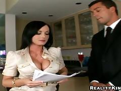 Office, Adorable, Anal, Ass, Assfucking, Big Tits