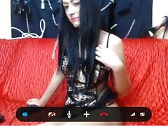 romanian doxy trying to fake anal