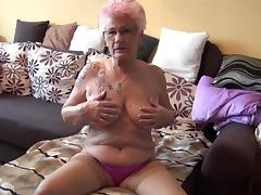 granny still has a soft corner for masturbation tube porn video