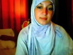 hijab angel fingering