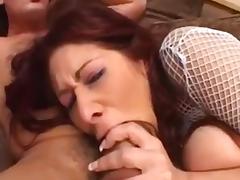 POET Busty Tiffany M. Hot DP Scene
