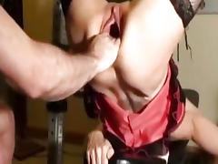 MONSTER PUSSY FISTING AND SQUIRTING ORGASMS tube porn video