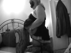Mature BBW Pegging tube porn video