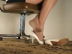 Office Shoe Play
