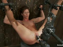 Isis Love and Madison Young Toyed and Dominated in BDSM Vid tube porn video
