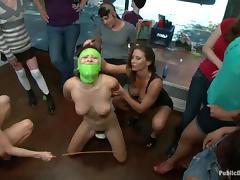Lesbian Swingers, BDSM, Fetish, Group, Humiliation, Lesbian