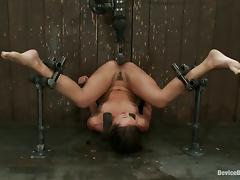 Busty Isis Love Face Sitting and Toying Babe Sinn Sage in Bondage Vid tube porn video