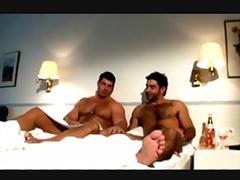 Zeb Atlas and Theo Constantine (''Berlin Erotic Encounter'') tube porn video