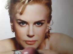 Nicole Kidman Cum Tribute Bukkake No. 1 porn tube video