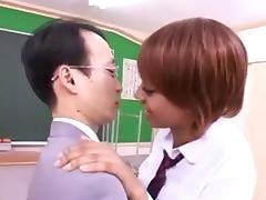 Ebony Interracial with Asian guy