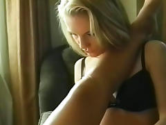 Bedroom, Bedroom, Bra, Lesbian, Nylon, Stockings