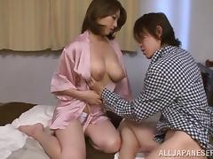Asian, Adorable, Asian, Big Tits, Boobs, Couple