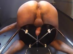 Milking to orgasms