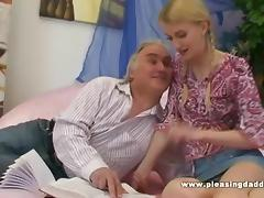 Daddy, 18 19 Teens, Blonde, Slut, Teacher, Teen
