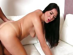 Brunette, Amateur, Audition, Blowjob, Brunette, Casting