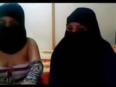 Arab lesbian babes tube porn video