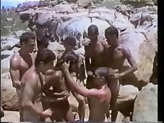 Beach, Banging, Beach, Gangbang, Group, Orgy