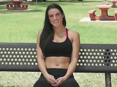 ATKGirlfriends video: part one of A Day in the Life of: Misty Anderson