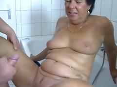 Geile Mama tube porn video