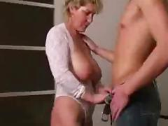 Milf in Catsuit is Willing tube porn video