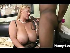Plump Milf In Vigorous Sex tube porn video