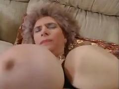 Big Tit Granny Fucks