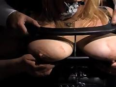 Titty squeeze and play