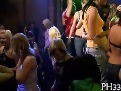 Lots of ladies are engulfing dicks