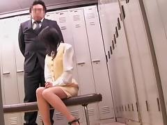 Director fucks an asian student in japanese voyeur movie tube porn video