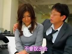 Spy cam porn video with japanese broad drilled very rough