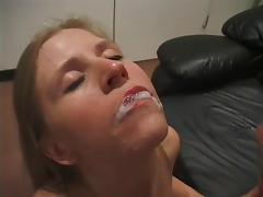 Tiny Titted Kyla Sucks A Mean Cock