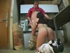 Young girl blow old man tube porn video