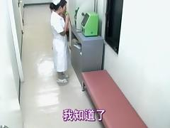 Caught, Asian, Caught, Creampie, Cute, Hospital