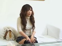 Japanese voyeur movie with sexy lady drilled at the clinic tube porn video
