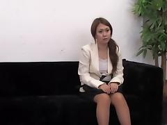 Perfect Jap slammed and creamed in spy cam Asian sex video