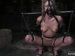 Bondage, Babe, BDSM, Bondage, Punishment, Spanking